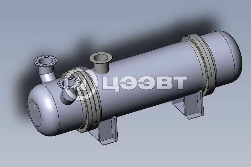 Подогреватель  ПСГ-1300-3-8-I