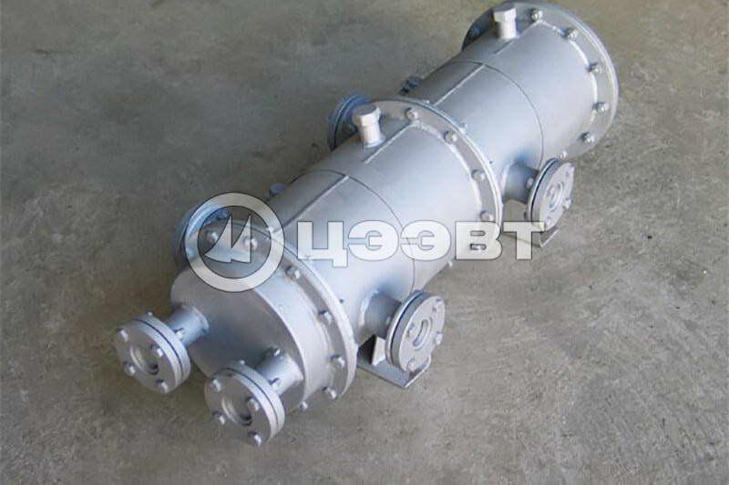 Охладители воды и масла двигателей. Рис. 2