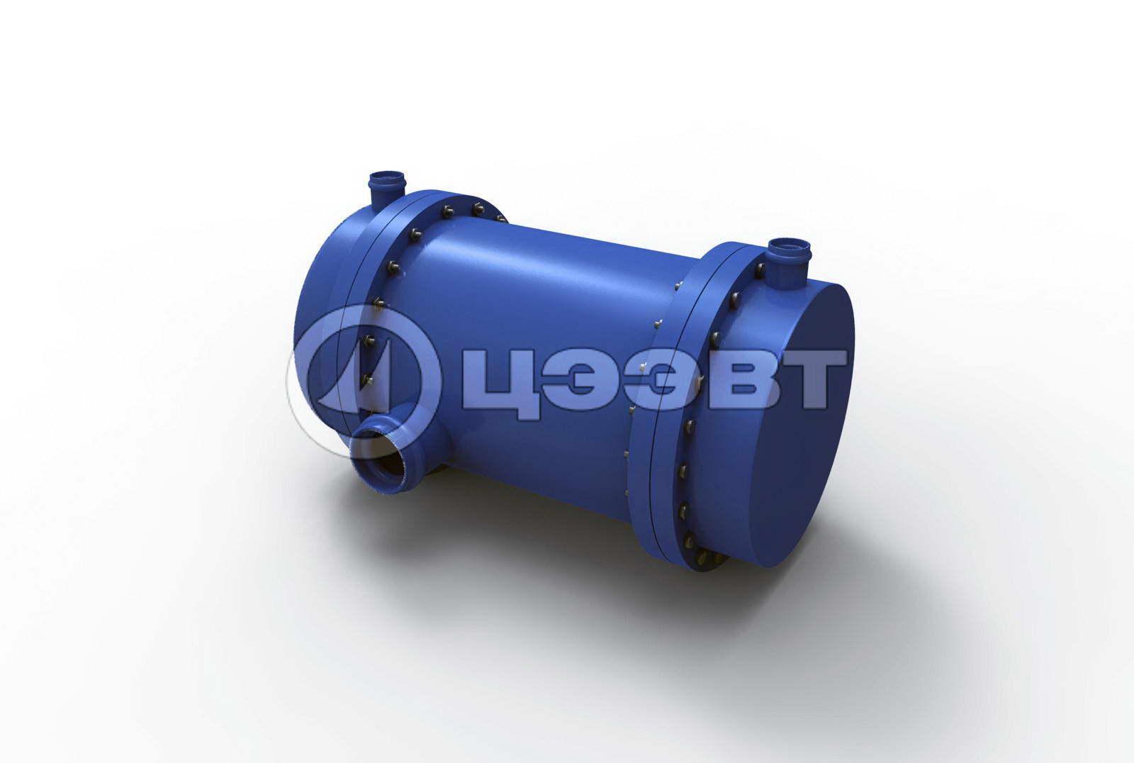 Охладители воды и масла двигателей (рис.3)