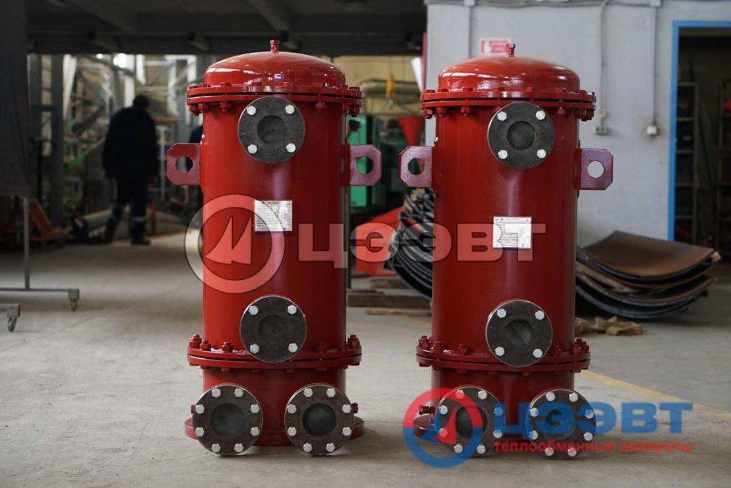 Маслоохладитель МБГ-12-15  (рис.1)