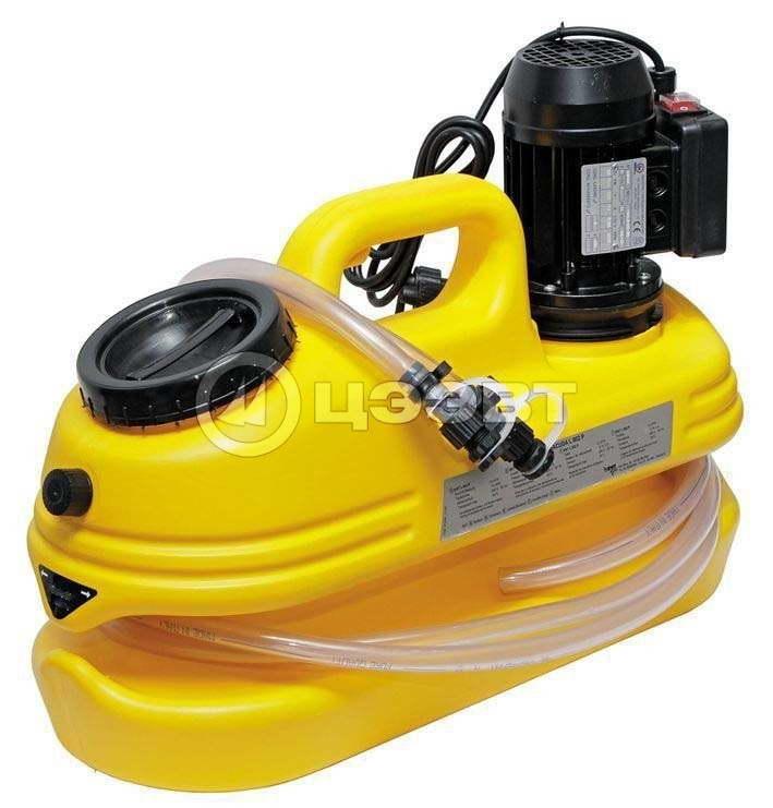 Оборудование для промывки и очистки теплообменников. Рис. 3