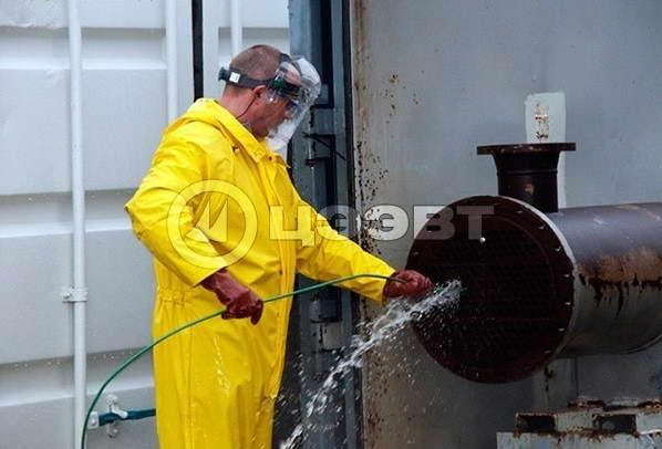 Оборудование для промывки и очистки теплообменников. Рис. 5