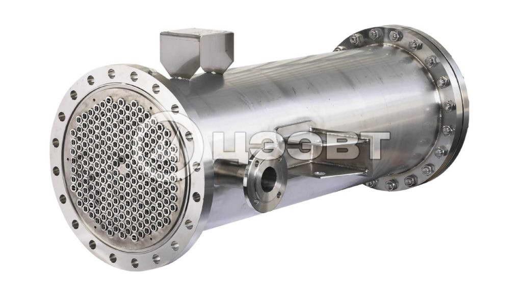 Опыт эксплуатации водоводяных кожухотрубных теплообменных аппаратов нового типа